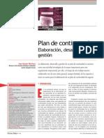Plan de Contingencia - Estrategias