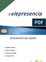 Telepresencia Presentación