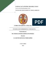 Investigacion Comparativa II