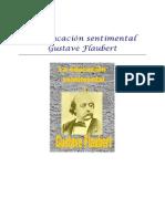 Flaubert, La educación sentimental I y II