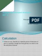 Numericals Set 2- Supply and Demand