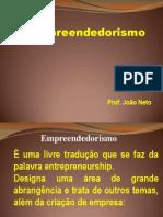 1a. Aula Empreendedorismo