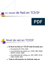 Nivel de Red en Tcp1