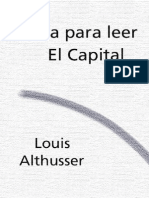 Althusser-Para Leer El Capital