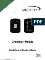 Candrive Module Cdv100f