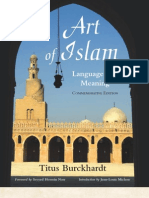 Burckhardt, Titus - Art of Islam, Language and Meaning