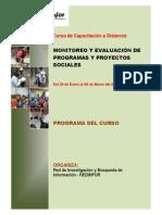 Brochure M&E