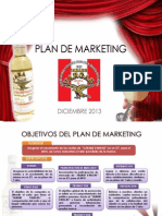 Final Plan de Marketing