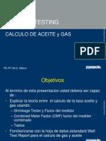 Pre-School Calculo de Aceite y Gas