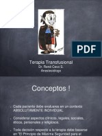 Transfusiones [1]