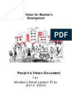 People's Vision for Mumbai