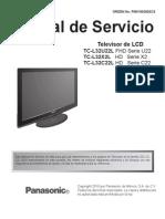 Tc- l32c22l Manual de Servicio