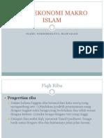 Fikih Ekonomi Makro Islam