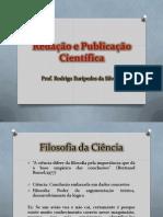 Redação e Publicação Científica