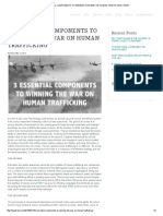 3 essential components to winning the war on human trafficking   rest