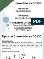 Presentacion Tipos de Convertidores DC-DC (Peris Gonzalez)