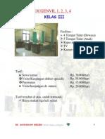 Tarif Dokumen Baru