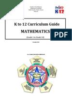 Math Curriculum Guide Grades 1-10