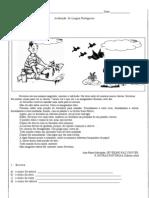 avaliação+d+língua++portuguesa+5º+ano+1ºb