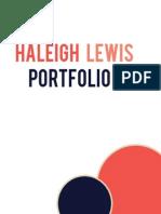 P9 Haleigh Lewis Portfolio