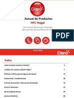 Manual Productos HFC Enero 2014