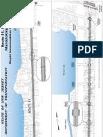 Route 35 Bike Lane Striping Plan North Section