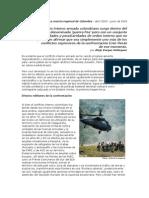 Alejo Vargas Amenazas Conflicto Colombiano