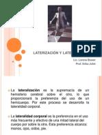 Proceso de laterización y lateralidad97