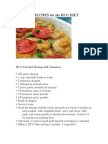 Seafood Recipes for the Hcg Diet