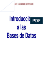 Introduccion a Las Bases de Datos