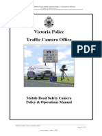 Mobile Cameras Policy Manual 2010