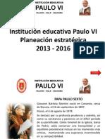 Simbologia de La Planeacion Estrategica 2013