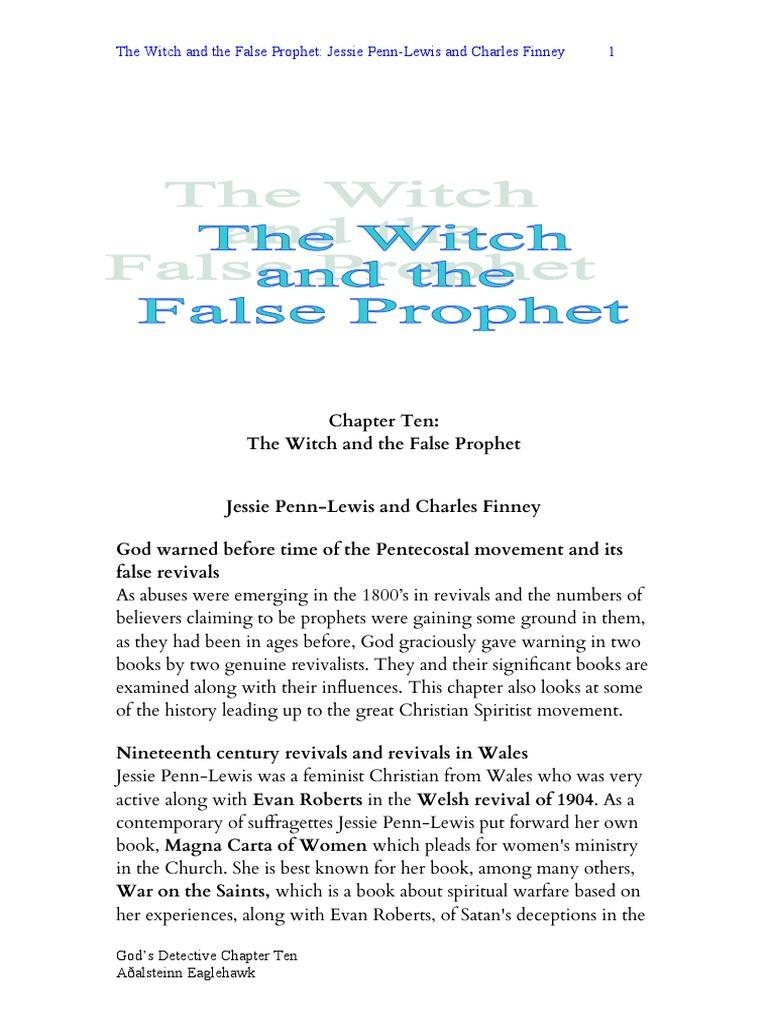 principles of revival finney principles series