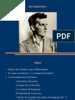 Wittgenstein II