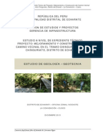 Estudio de Geologia-Geotecnia Def.