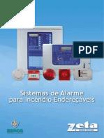 Sistemas de Alarme Para Incendio Enderecaveis