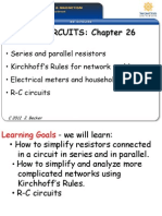 DC Circuits Sums