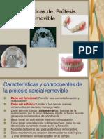Características de  Prótesis