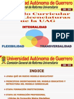 Modelo Curricular UAG