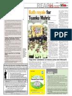 thesun 2009-10-26 page02 bath royale for tuanku muhriz
