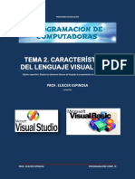 tema 2 caracteristicas del lenguaje