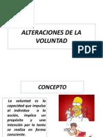 114799235 Alteraciones de La Voluntad