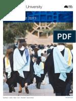 Monash University Annual Report 2013