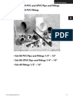 Cálculo y Catálogo de Conexiones de pvc+gf+