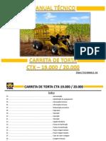 MANUAL TÉCNICO E PEÇAS CTX-19.000 revisão Maurilio