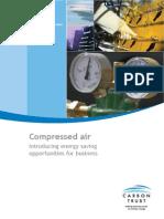 +++++CompressedAir EnergySavings