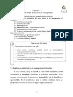 7 Auditul Si Riscurile de Management