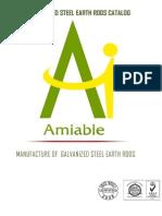 Galvanized Steel Earth Rod