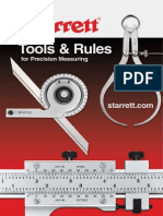 Starrett - Tools n Rules
