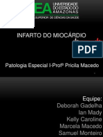 Infarto Agudo do Miocárdio, Pato Especial I